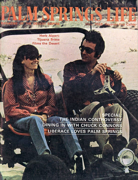 Palm Springs Life magazine - May 1968
