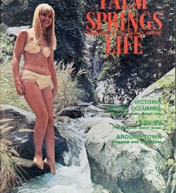 Palm Springs Life magazine - June 1967
