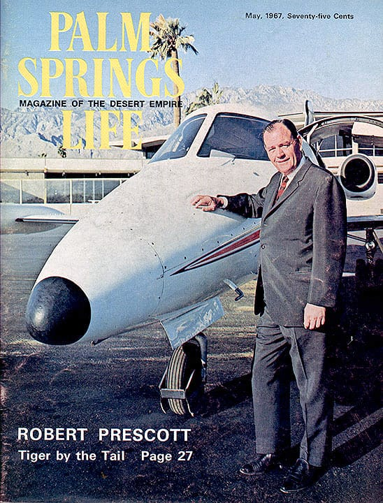 Palm Springs Life magazine - May 1967