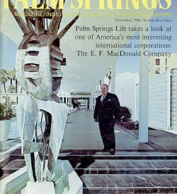 Palm Springs Life magazine - November 1966