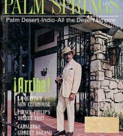 Palm Springs Life magazine - April 1966
