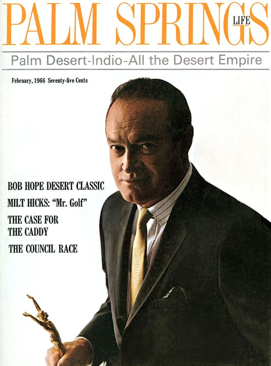Palm Springs Life magazine - February 1966