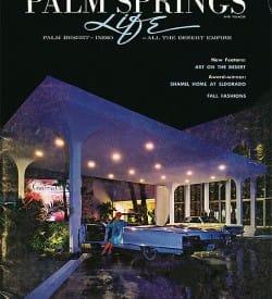 Palm Springs Life magazine - October 1965