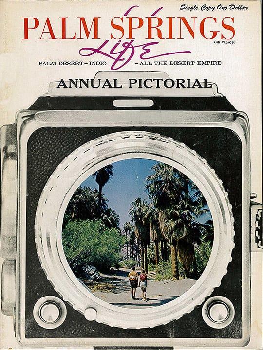 Palm Springs Life magazine - September 1965