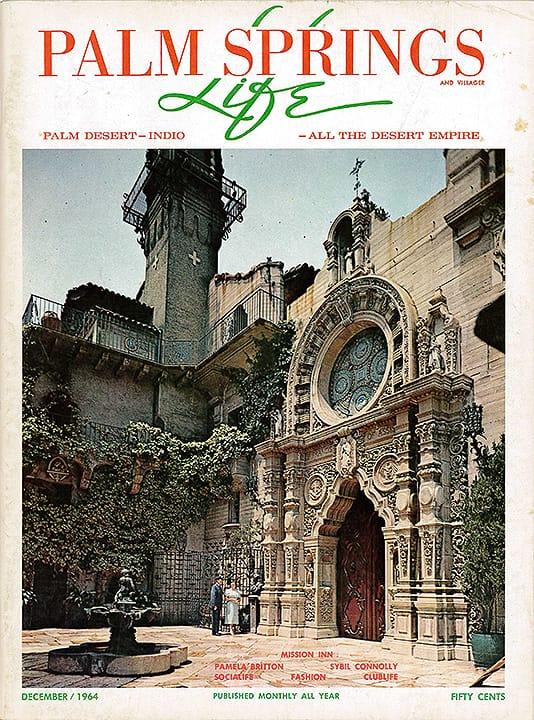 Palm Springs Life magazine - December 1964