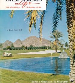 Palm Springs Life magazine - June 1964