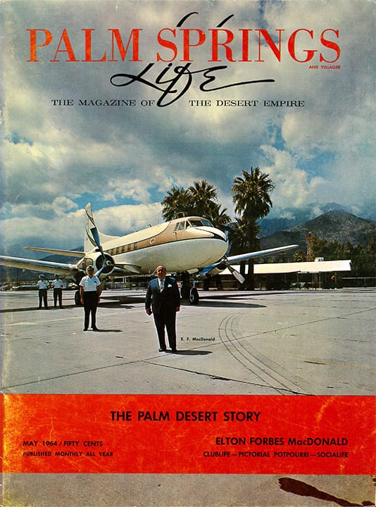 Palm Springs Life magazine - May 1964