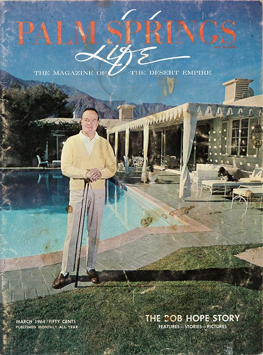 Palm Springs Life magazine - March 1964