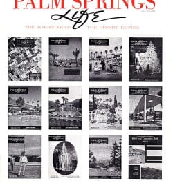 Palm Springs Life magazine - September 1963