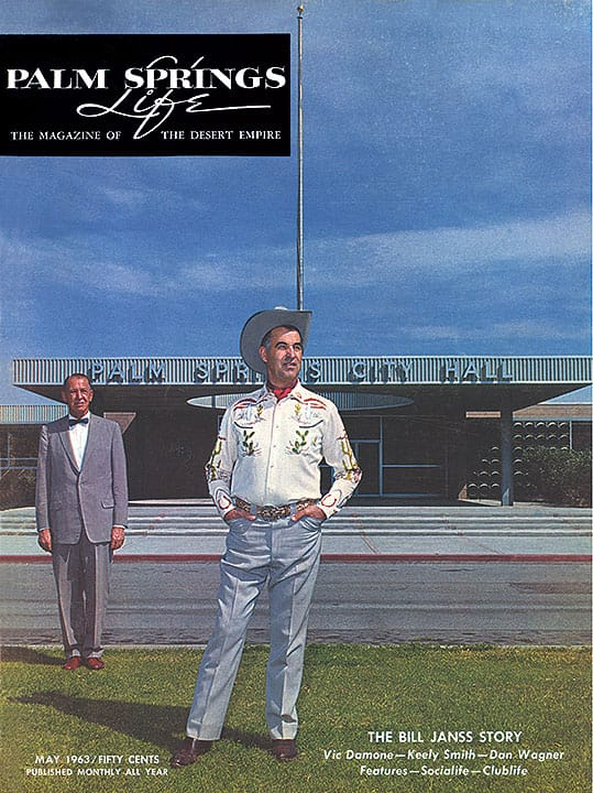 Palm Springs Life magazine - May 1963