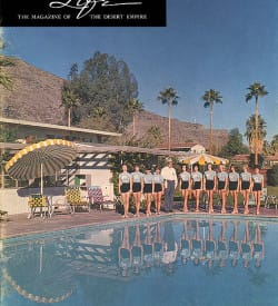 Palm Springs Life magazine - January 1963
