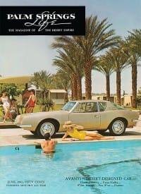 Palm Springs Life magazine - June 1962