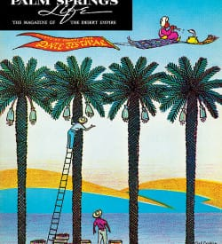 Palm Springs Life magazine - February 1962