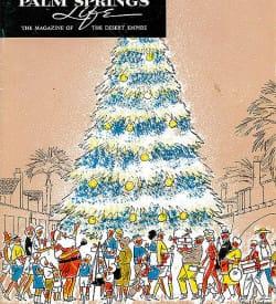 Palm Springs Life magazine - December 1961