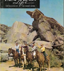 Palm Springs Life magazine - April 19 1961