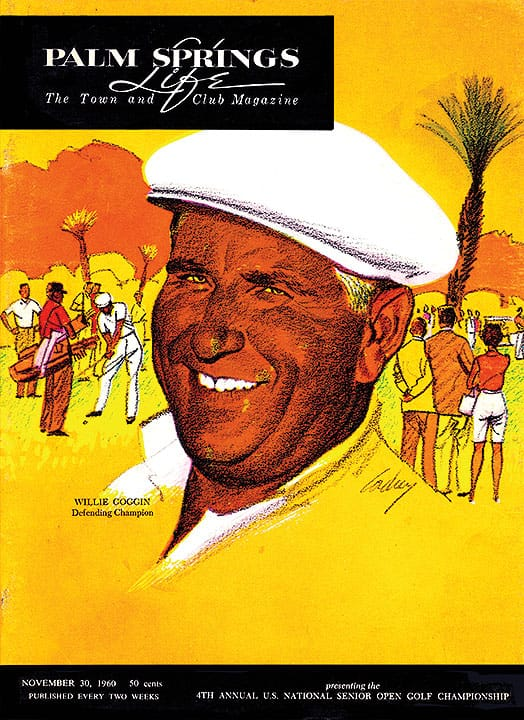 Palm Springs Life magazine - November 30 1960