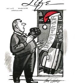 Palm Springs Life magazine - December 12 - 1958