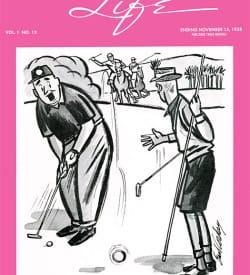 Palm Springs Life magazine - November 15 - 1958