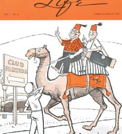 Palm Springs Life magazine - October 17 - 1958