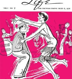 Palm Springs Life magazine - May 4 1958
