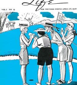 Palm Springs Life magazine - April 27 1958