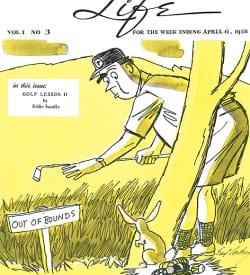 Palm Springs Life magazine - April 6 1958