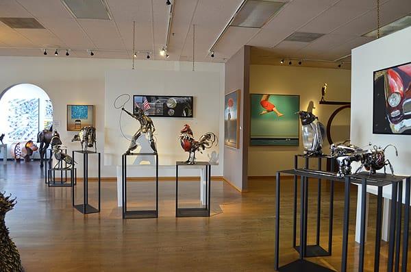 James Corbett at CODA Gallery - Feb. 27, 2016