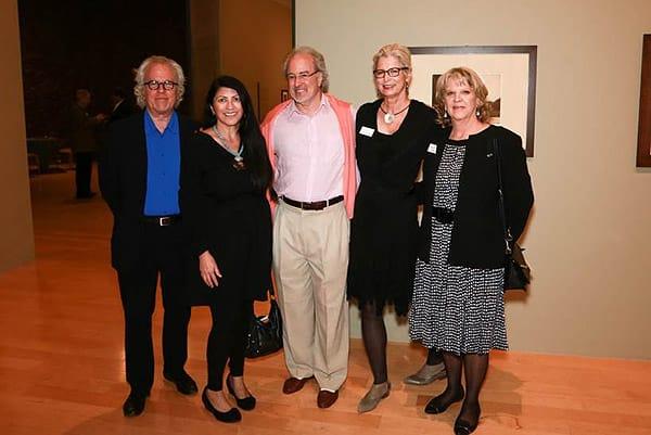 Palm Springs Art Museum Curtis Exhibition Reception - Feb. 19, 2016