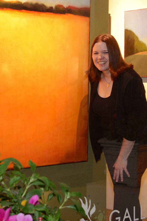 Filsinger Fine Art Gallery in Palm Desert unveils Tracy Helgeson latest work - Mar. 3, 2016