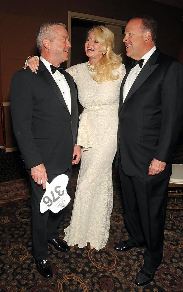 Frank Sinatra Celebrity Invitational VIP Cocktail Party and Black Tie Gala - Feb. 20, 2016