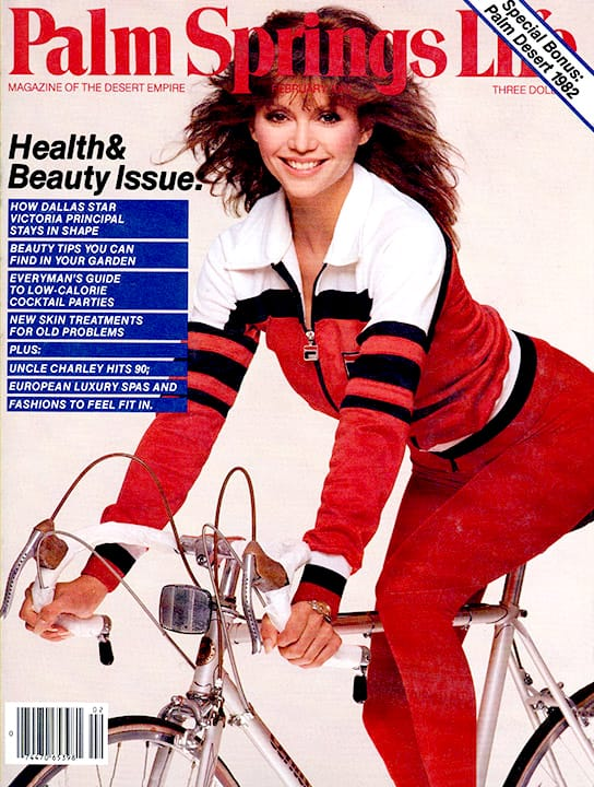 Palm Springs Life magazine - February 1982