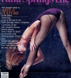 Palm Springs Life magazine - November 1981