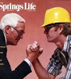 Palm Springs Life magazine - October 1981