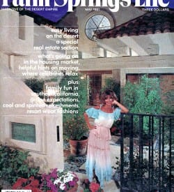 Palm Springs Life magazine - May 1981
