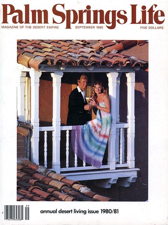 Palm Springs Life magazine - September 1980