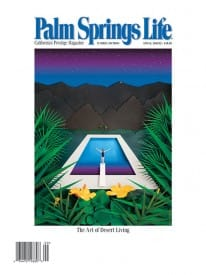 Palm Springs Life magazine - September 2001