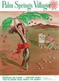Palm Springs Villager magazine - December 1950