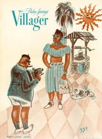 Palm Springs Villager magazine - May-June 1949
