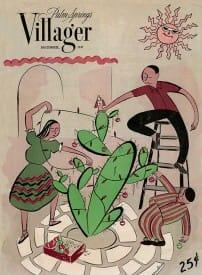 Palm Springs Villager magazine - December 1947