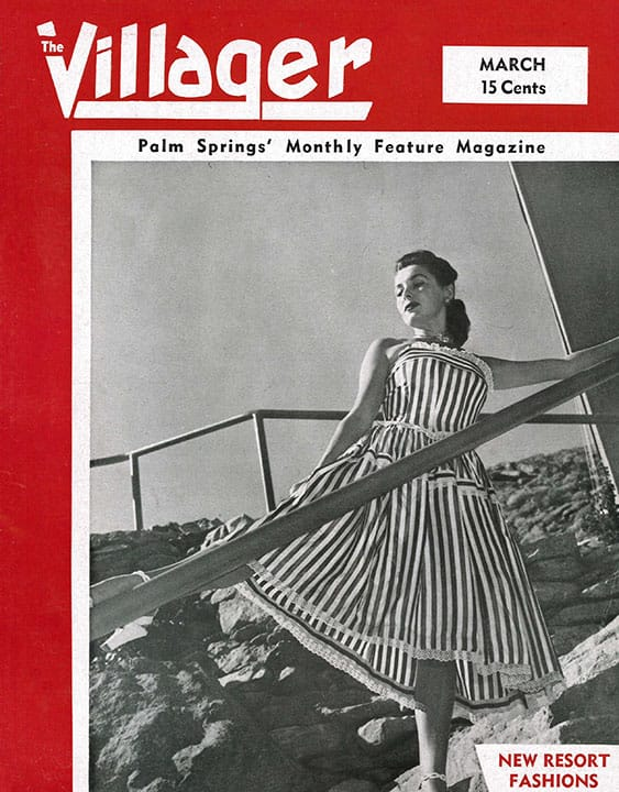 Palm Springs Villager magazine - March 1946