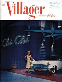 Palm Springs Villager magazine - October 1957