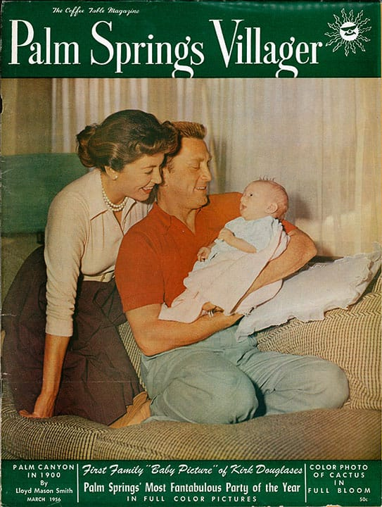 Palm Springs Villager magazine - March 1956