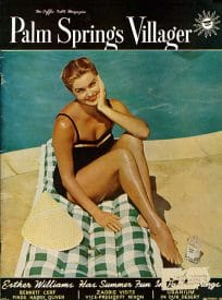 Palm Springs Villager magazine - September 1955