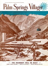 Palm Springs Villager magazine - May 1954
