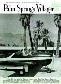 Palm Springs Villager magazine - September 1953