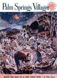 Palm Springs Villager magazine - September 1951