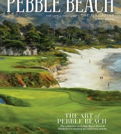 Pebble Beach Magazine 2016