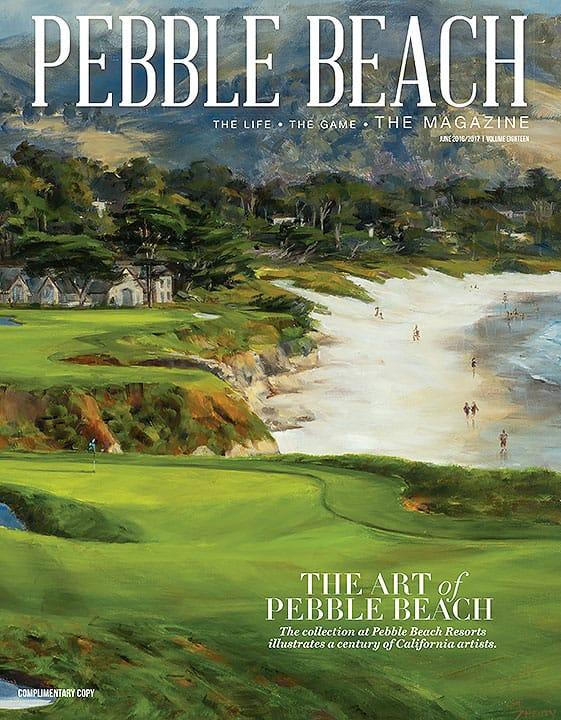 Pebble Beach Magazine 2016