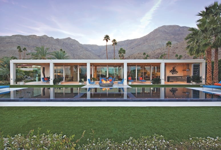 Pool Design Palm Springs