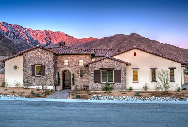 Tuscany Heights home